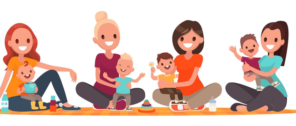 How to Create a Mom Tribe