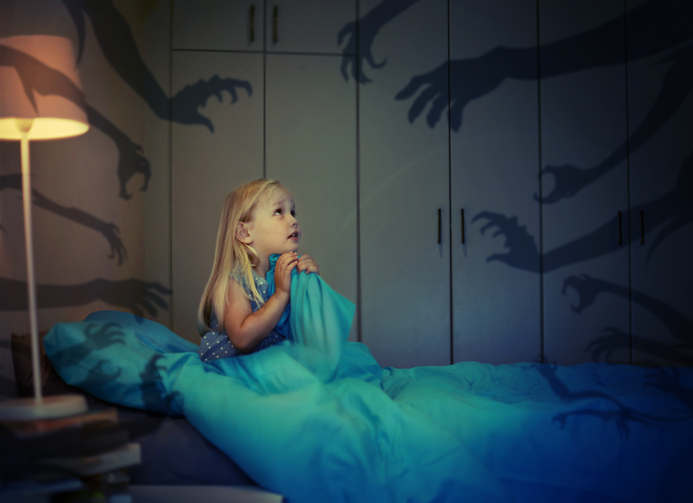 Why Is Your Child Scared of Sleeping Alone? - Parentology