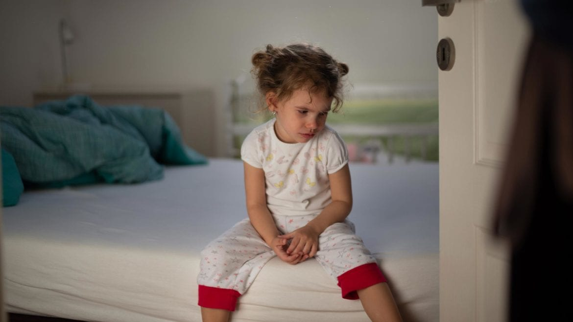 When do kids stop wetting the bed