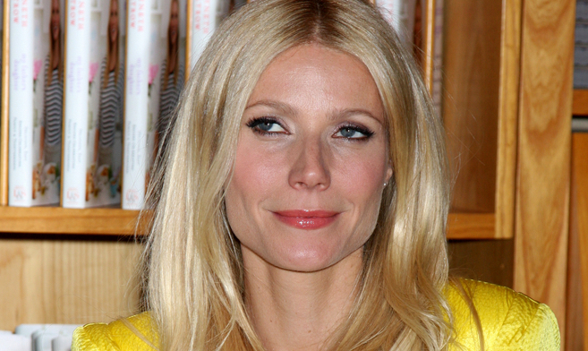 Gwyneth Paltrow Protective Mom