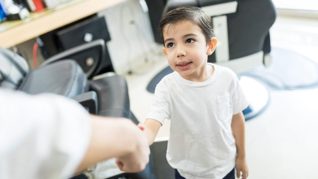 manners every kid should know How to Greet Someone