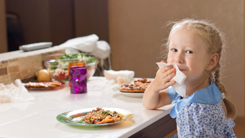 manners every kid should know good table manners