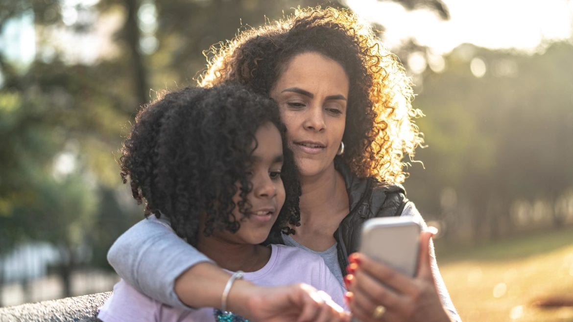 should i track my child's phone?