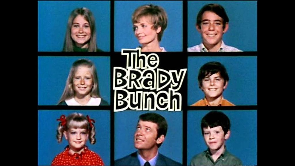 Brady Bunch open credit, YouTube