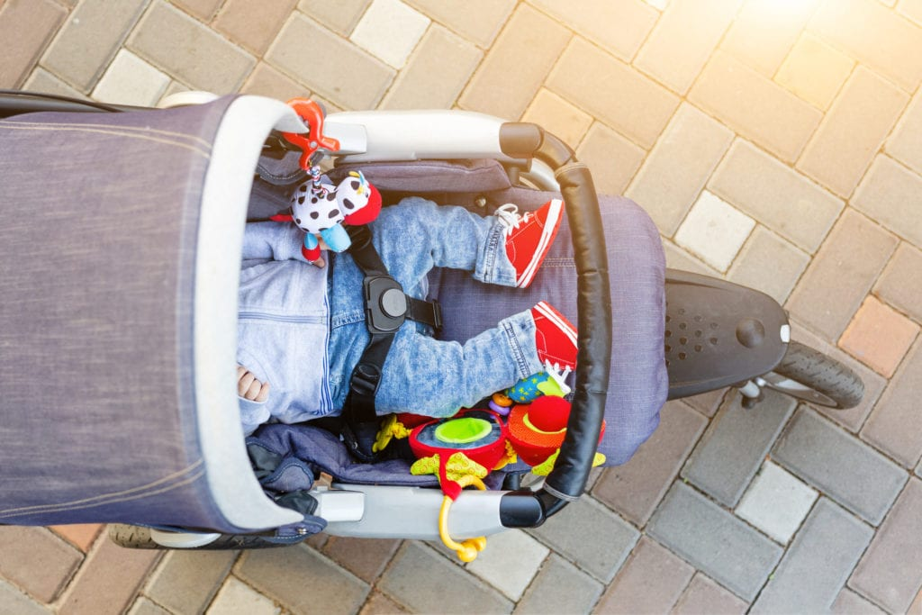 Disney Bans Strollers Photo Credit: Kyryl Gorlov