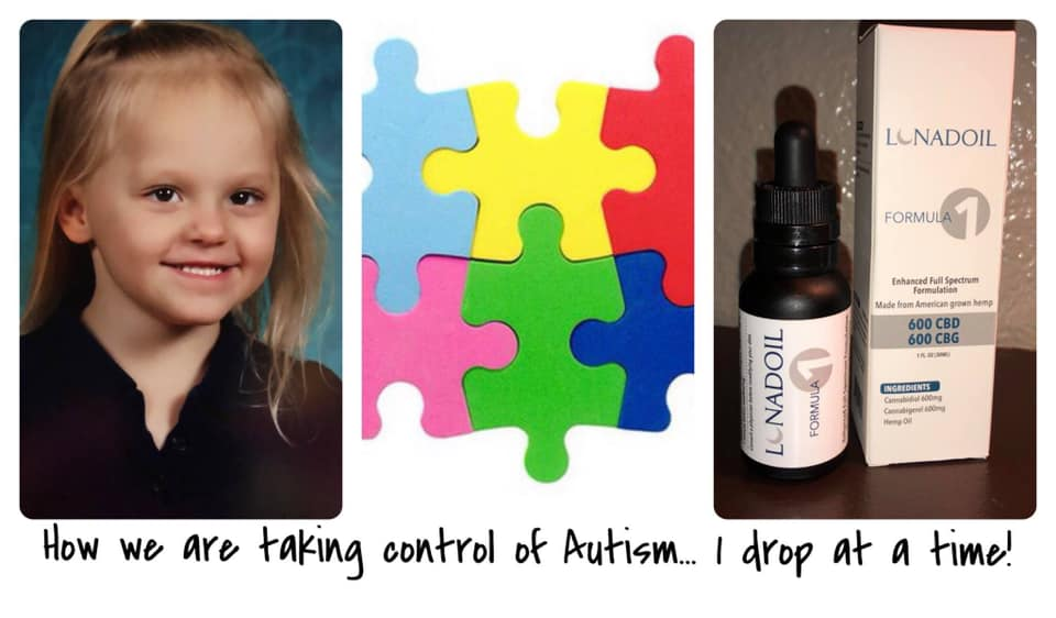 CBD treating autism