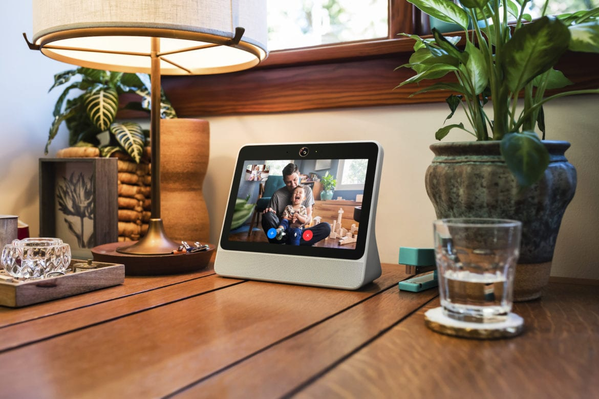 Mother's Day Gift Facebook Portal