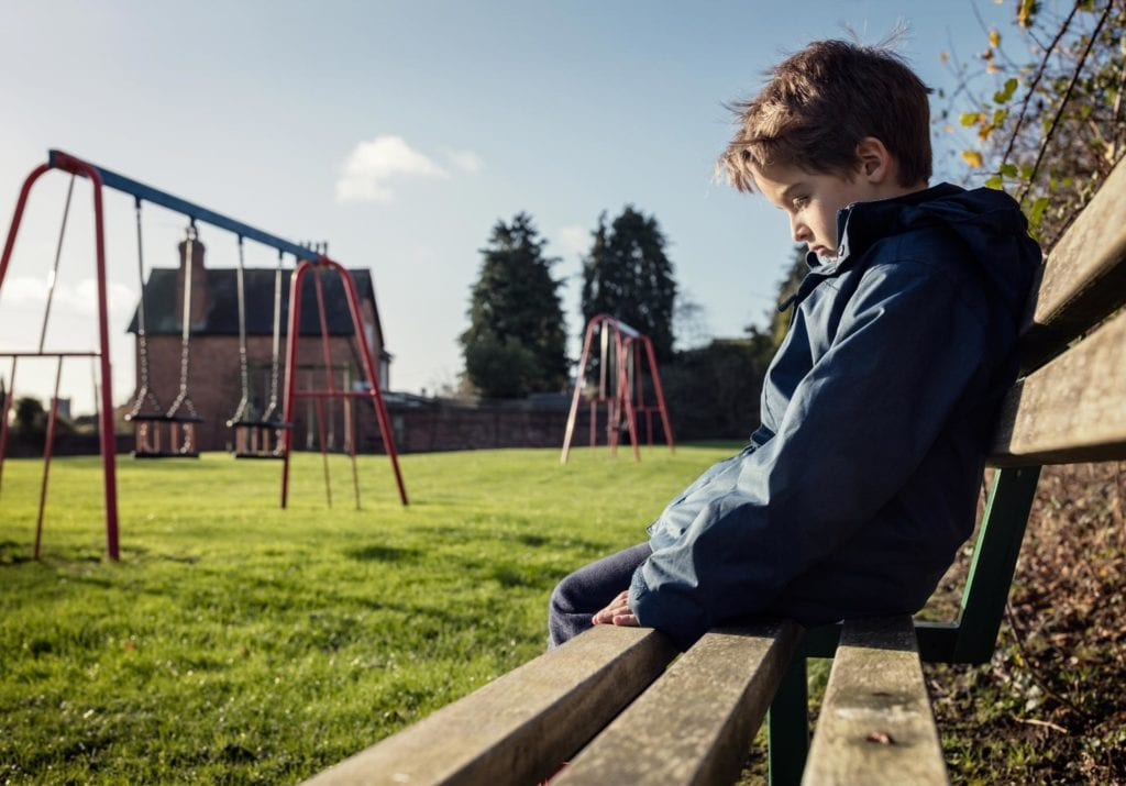 why does a child become a bully?