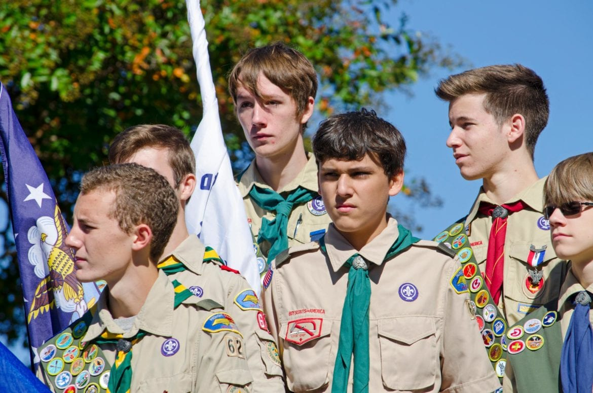 Boy Scouts Sexual Abuse
