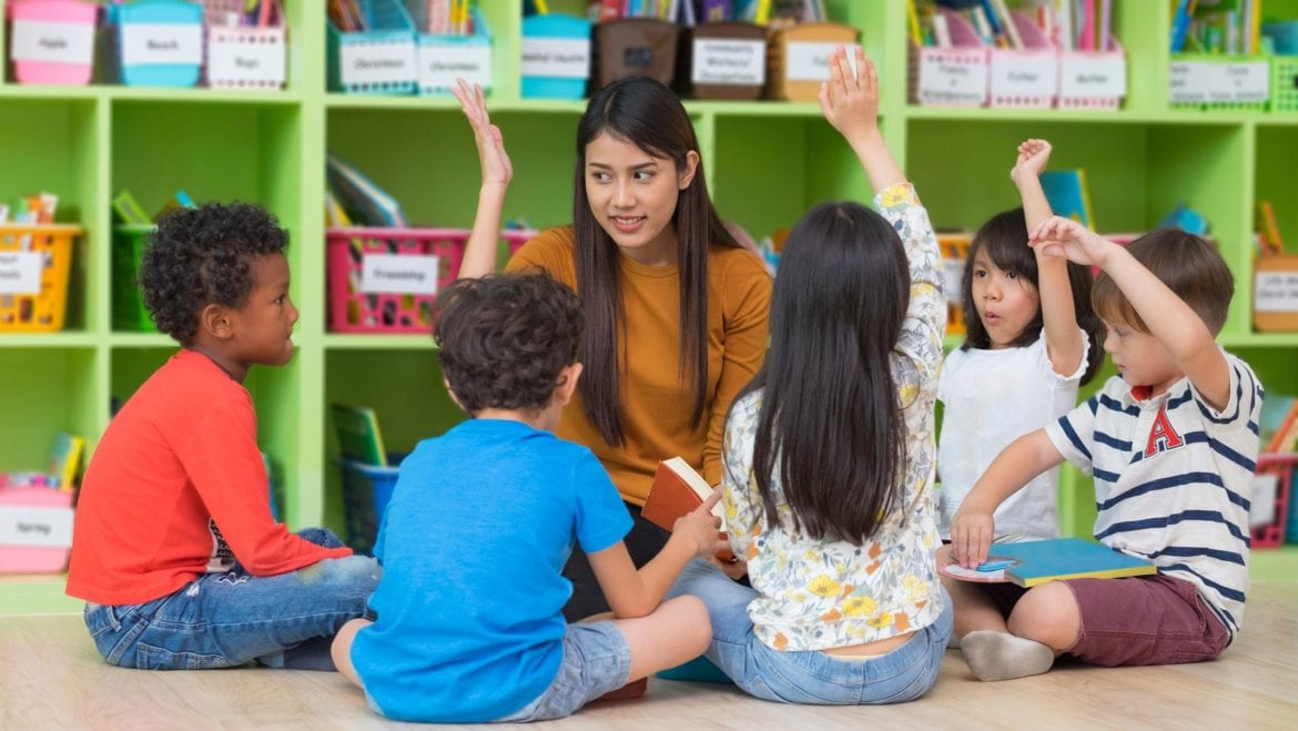 early childhood education study