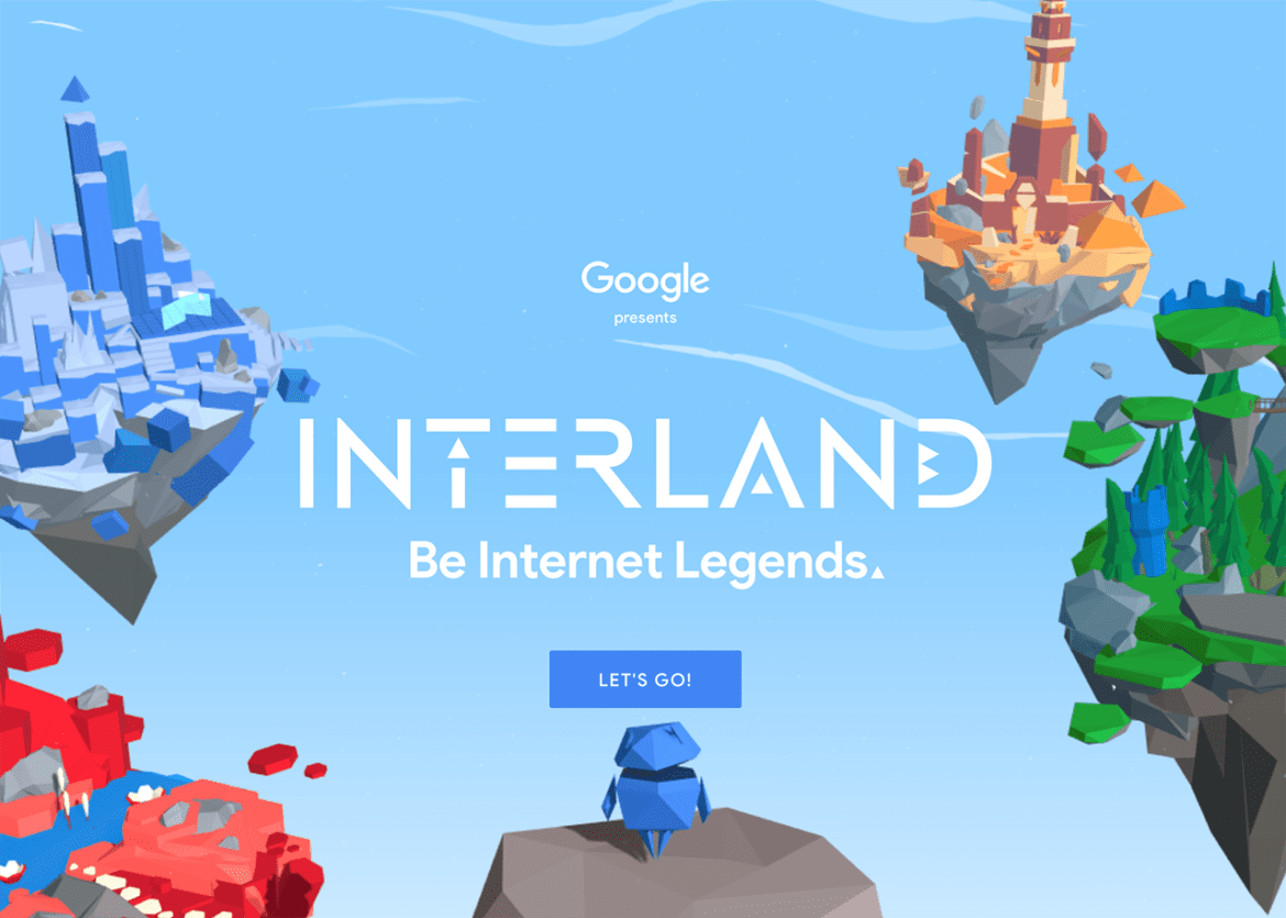 Google Interland Game review