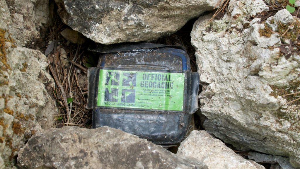 how to begin geocaching