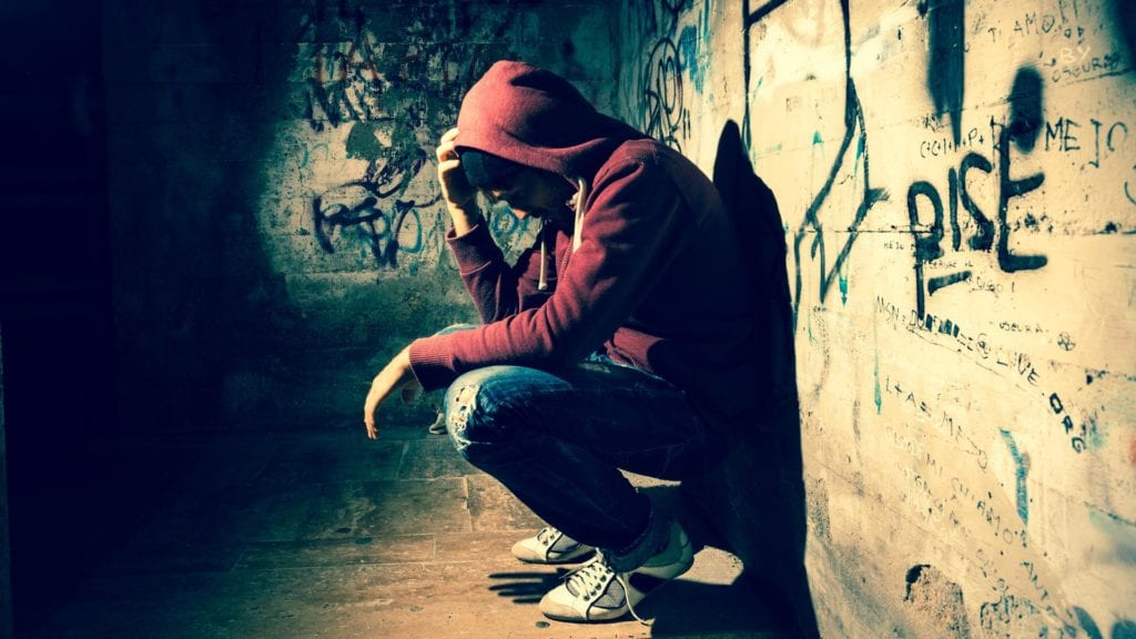 signs your teenager is depressed