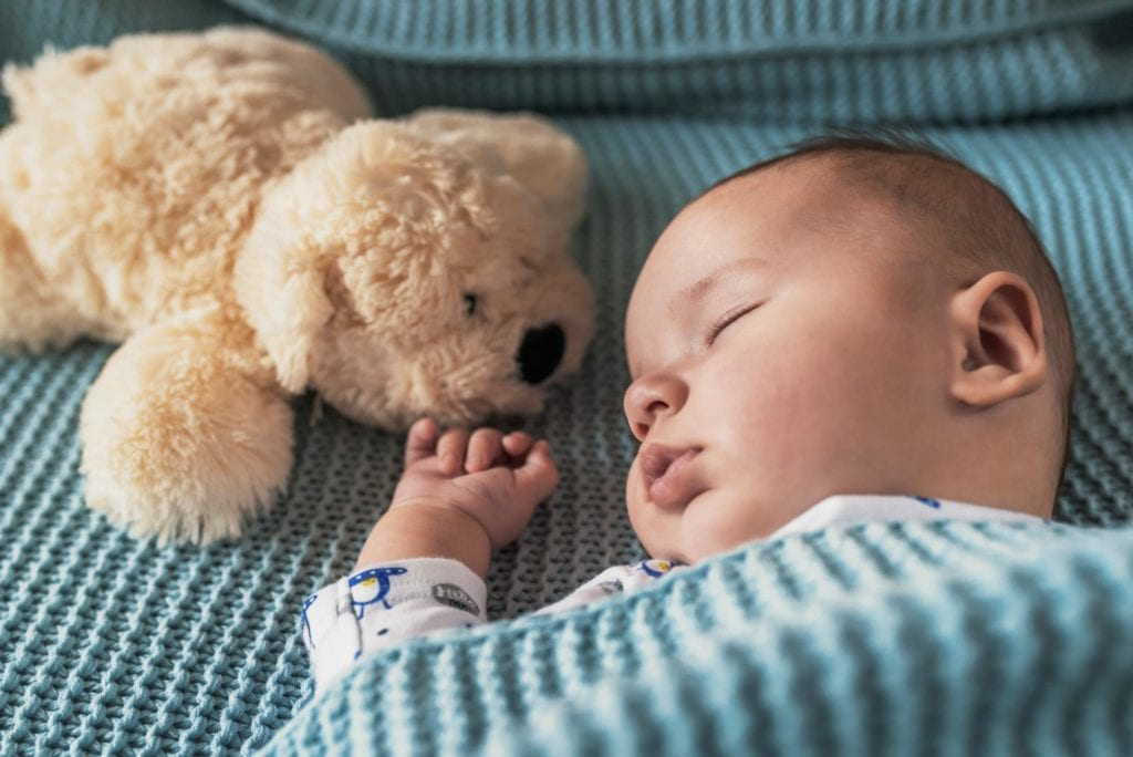 How to teach your child to sleep alone