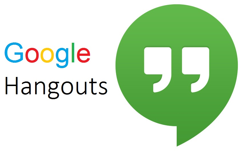 surprising chat apps - Google apps and Google hangouts