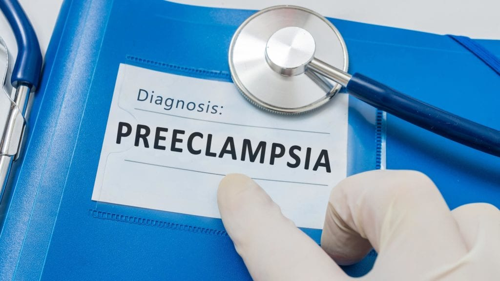 what is preeclampsia and what are the symptoms