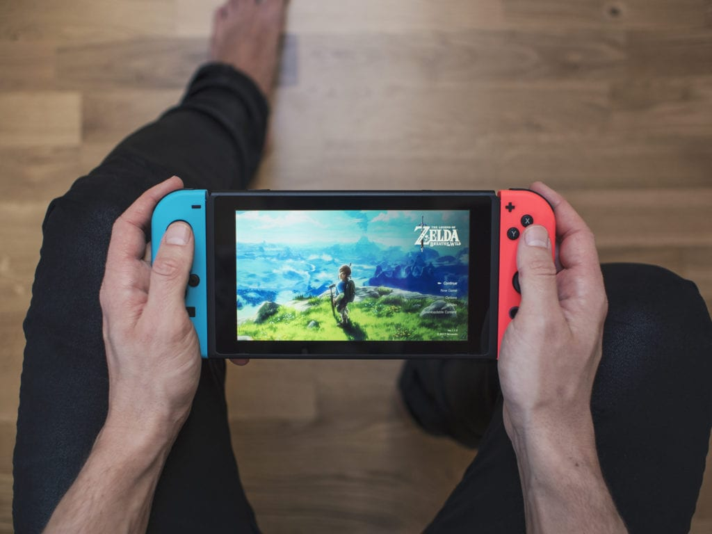 amazon prime day nintendo switch deals