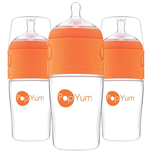 PopYum Best Bottles for Colicky Baby