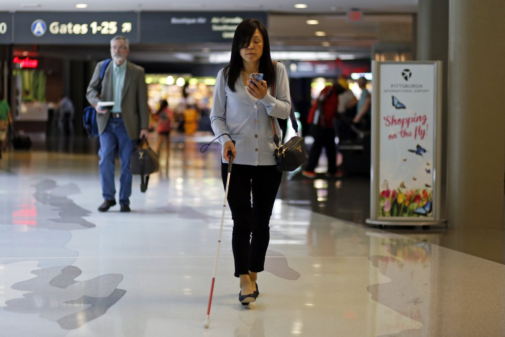 Airport apps for the blind 1000X667