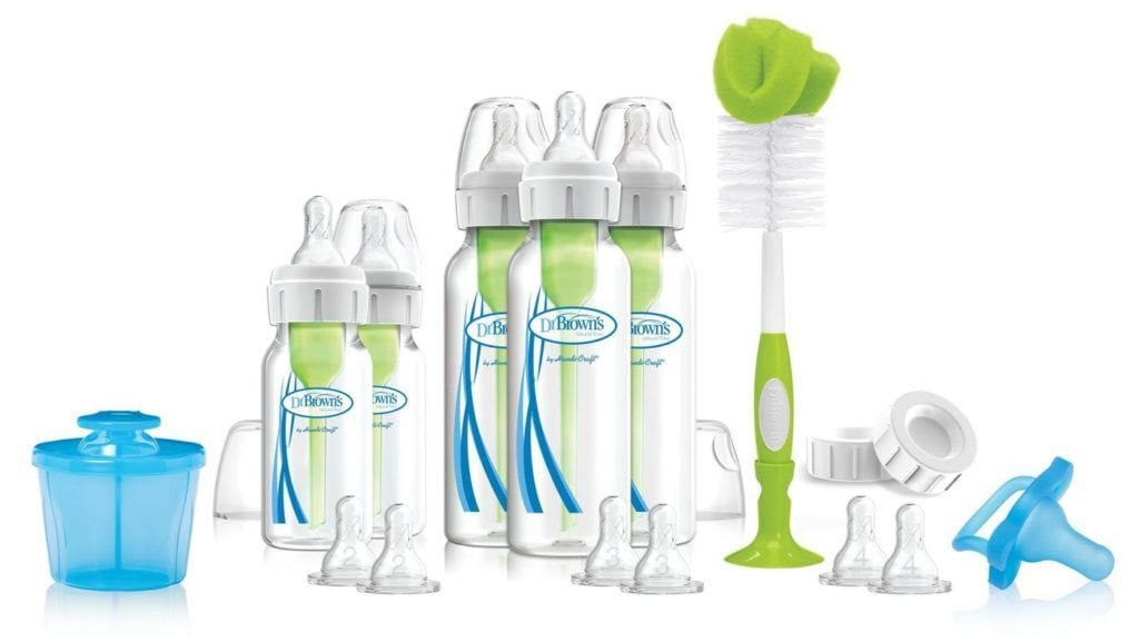best bottles for colicky baby