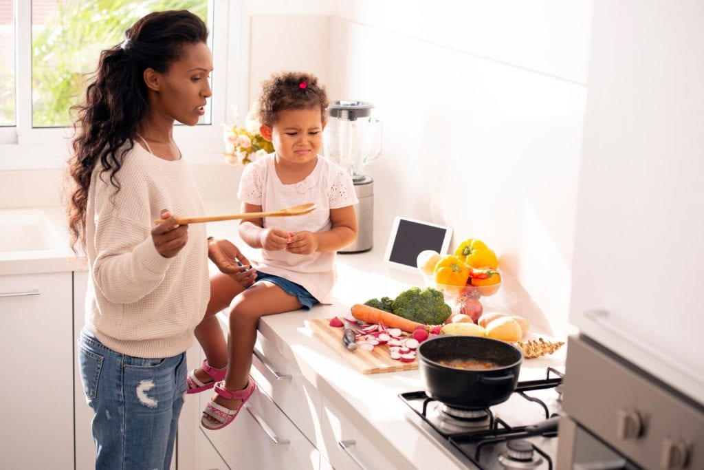 tips for dealing with picky eaters