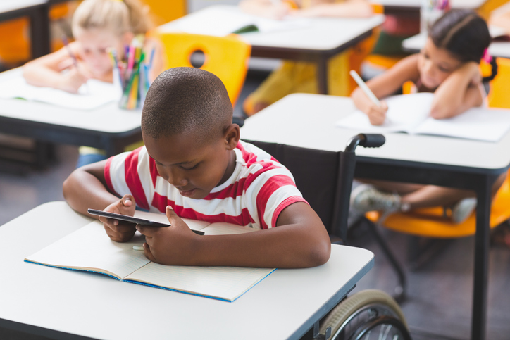 students of color with disabilities