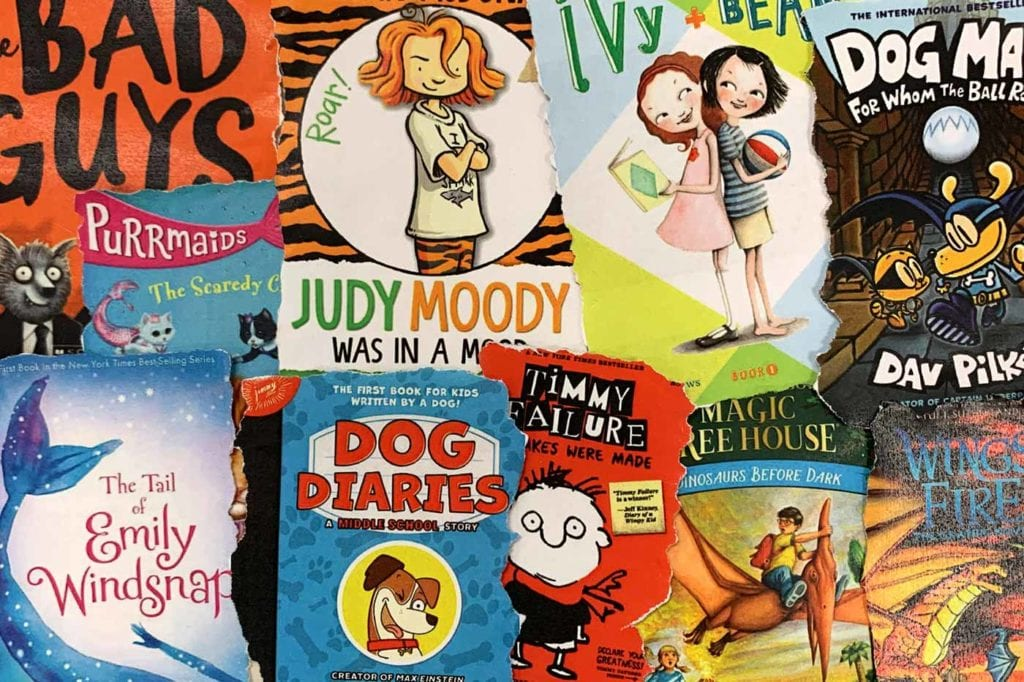 Books for First Graders