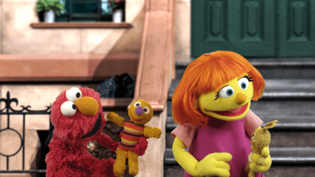 Photo: Sesame Street Seeing All Amazing In Children
