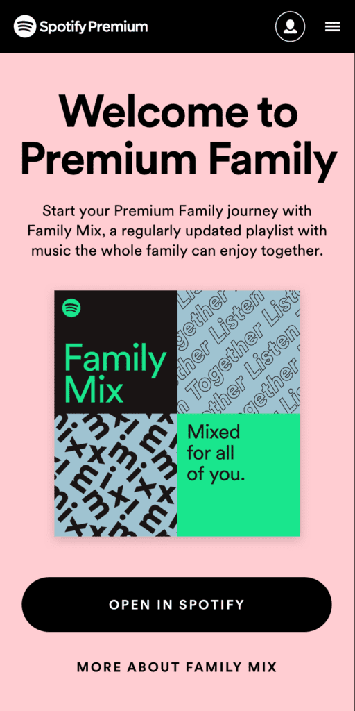 Spotify's Family Plan Goes Family-Friendly | Parentology