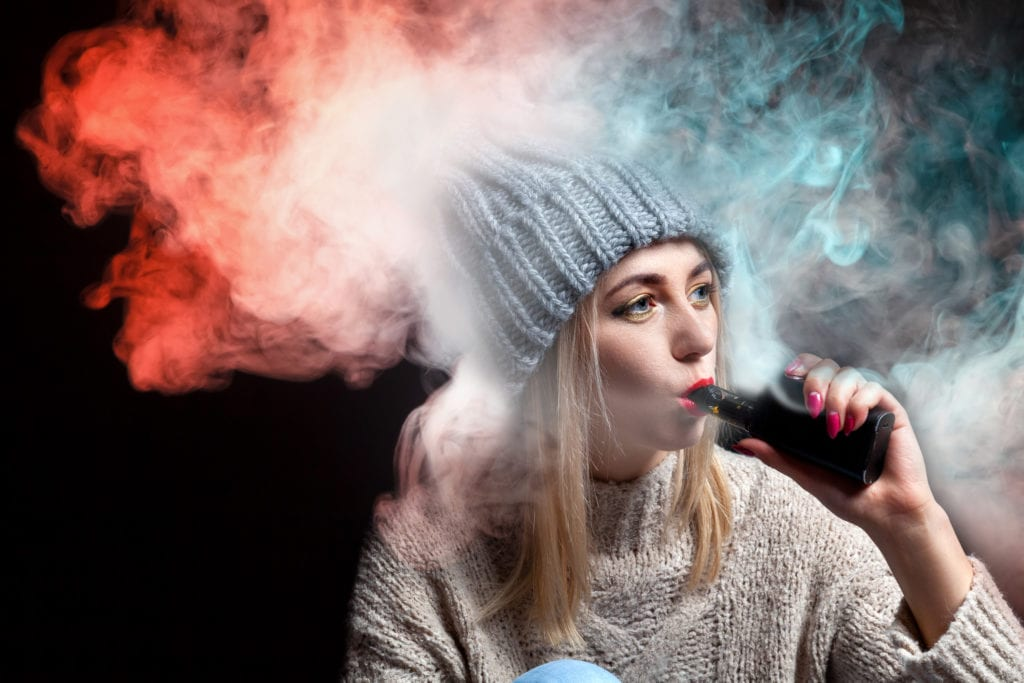 Michigan Becomes First State To Ban Flavored E-Cigarettes