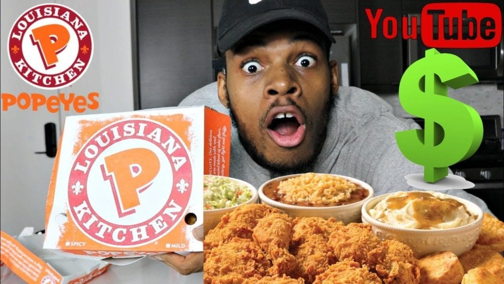 Photo: YouTube What is a Mukbang