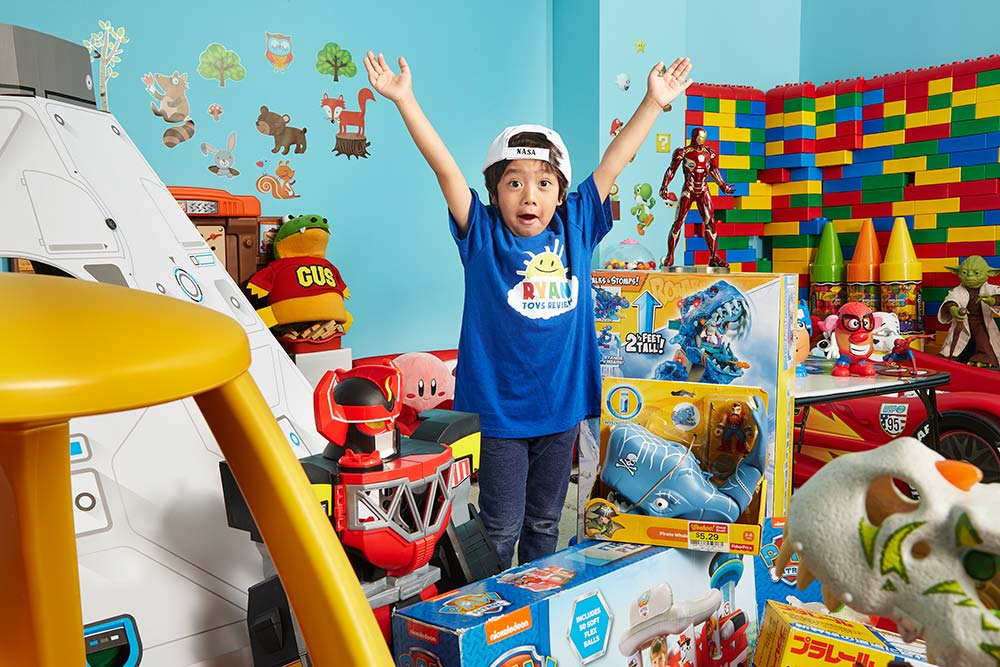 ryan toysreview ftc