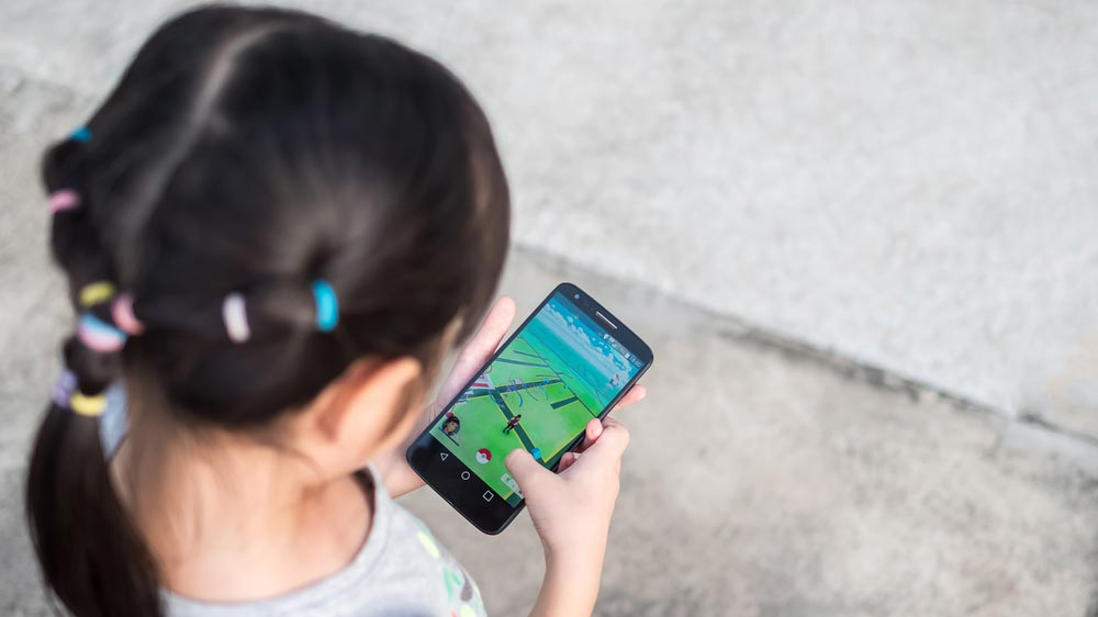 Screen time and imaginary friends