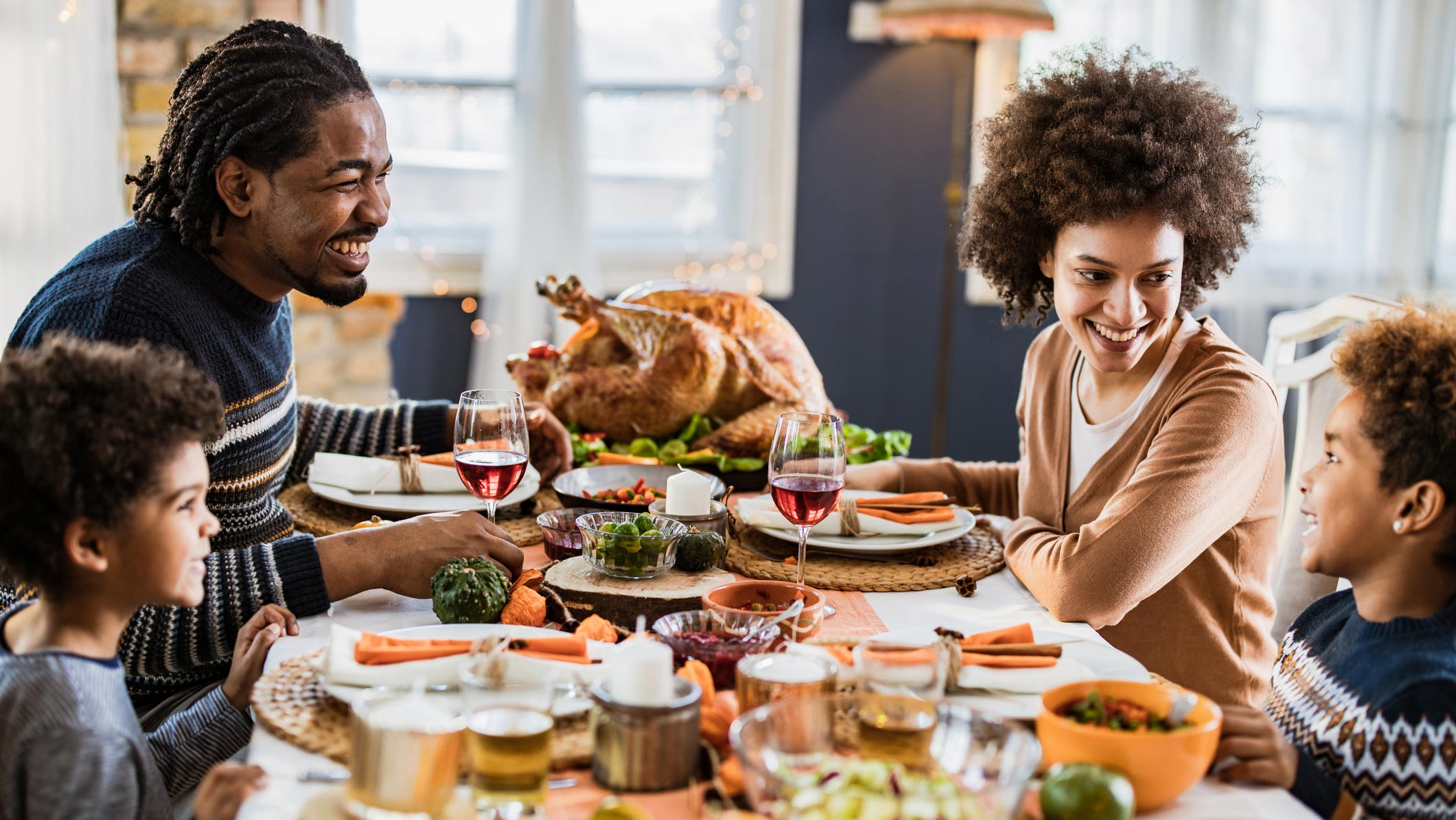 Studies Show the Benefits of Eating Together as a Family ...