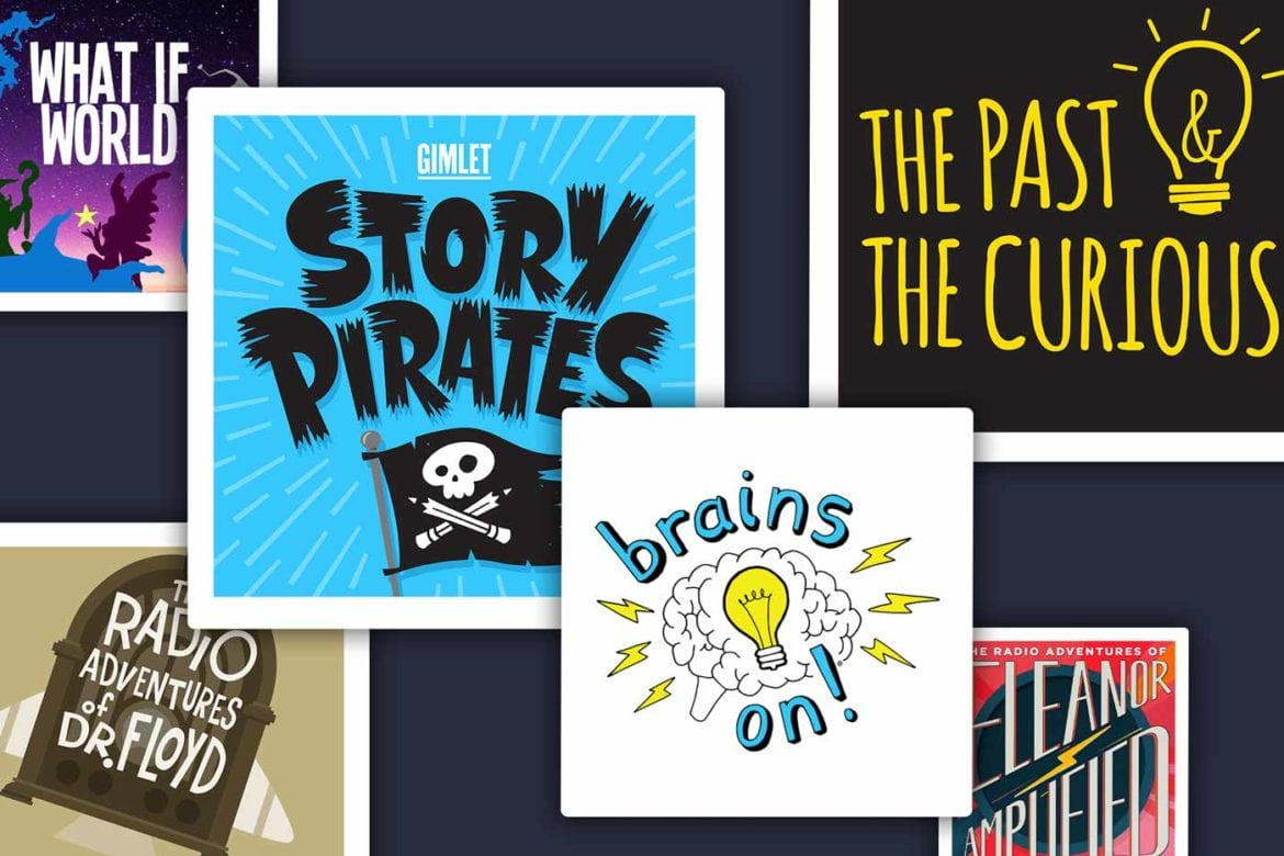 most popular podcasts for kids
