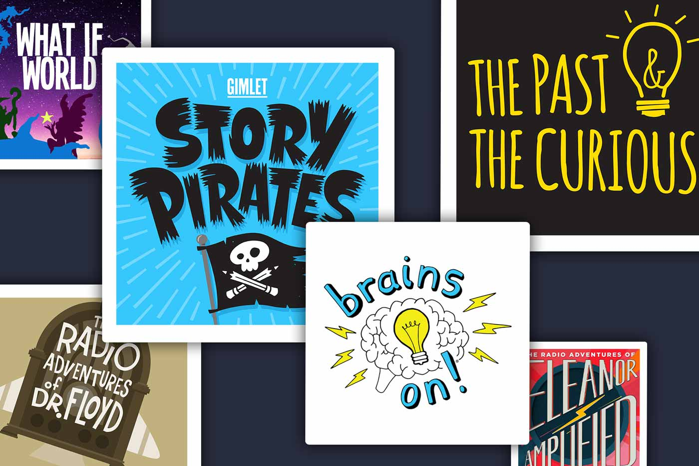 The 15 Most Popular Podcasts for Kids, Tweens, and Teens