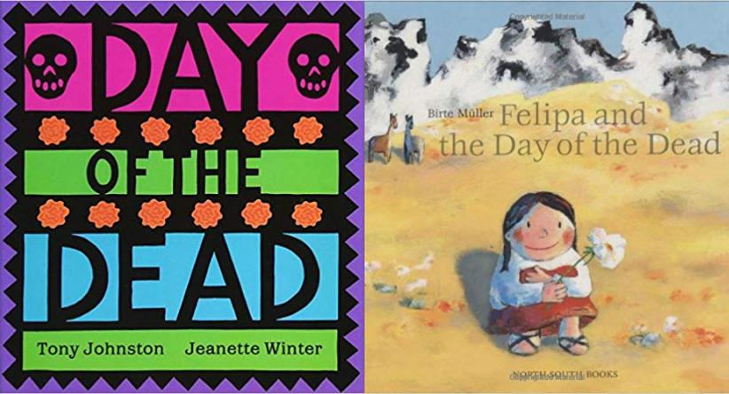 Day of the Dead Books