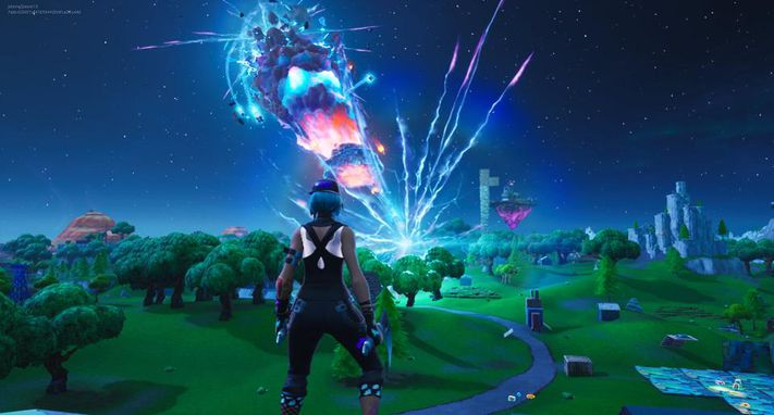 News Fortnite Just Imploded Into A Black Hole Parentology