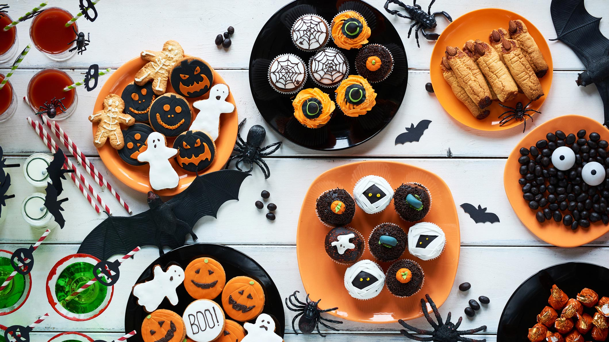 WATCH Top 10 Halloween Food Ideas Videos , Parentology