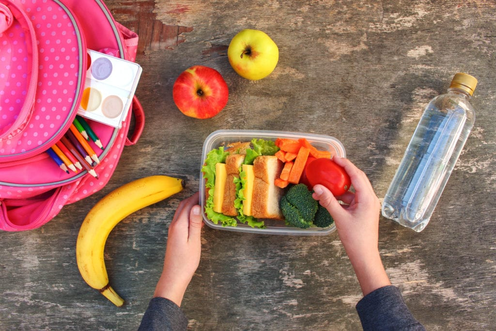 Photo:  Mukhina1, iStock What to Pack for School Lunch