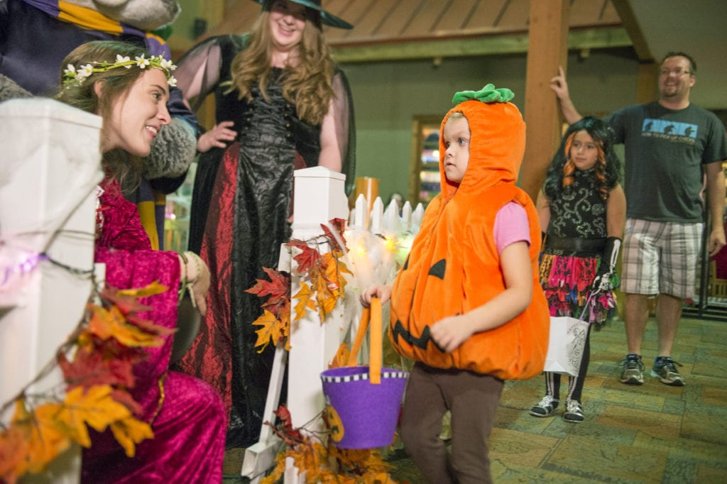 great wolf lodge howl-o-ween