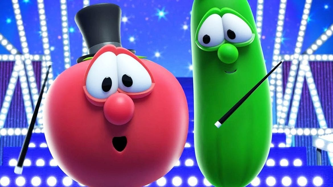 new veggietales series