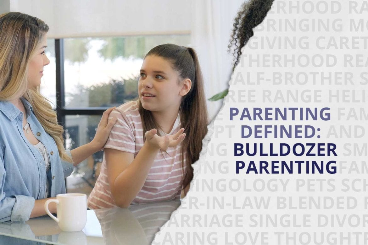 what is bulldozer parenting