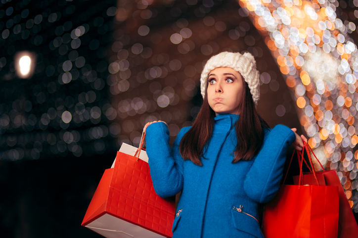 how to avoid overspending during the holidays