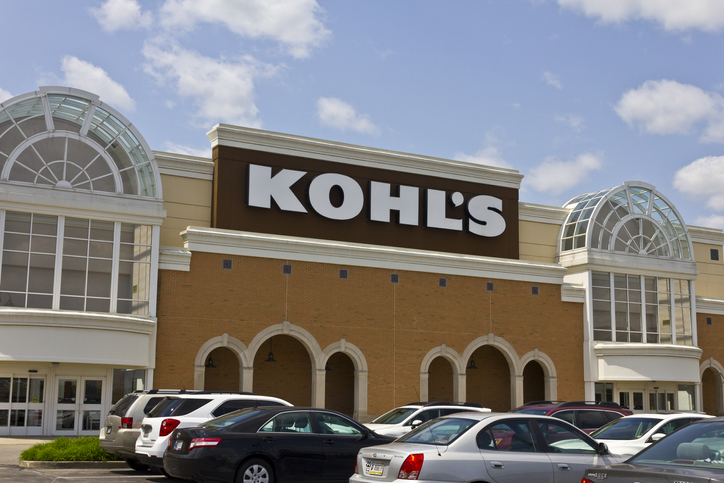 kohl's facebook coupon