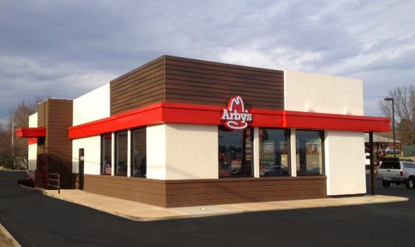 'Offensive' Arby's Sign