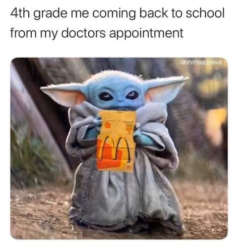 45 of the Funniest Baby Yoda Memes - Page 33 of 45 ...