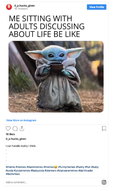 Star Wars Day 2020 45 Of The Funniest Baby Yoda Memes Parentology