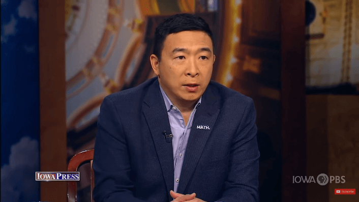 Andrew Yang Disability Policy
