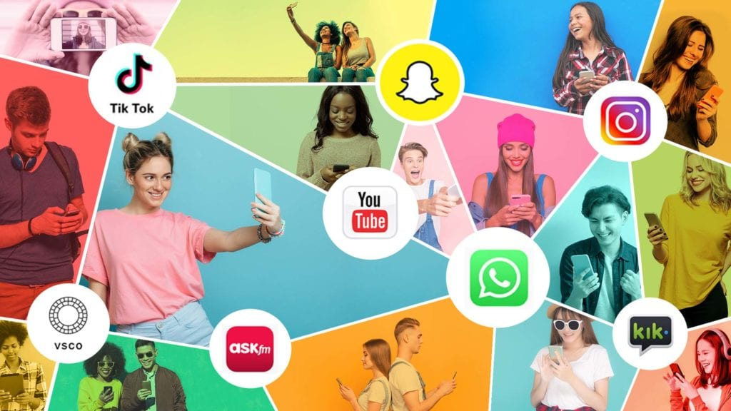 Popular Apps for Teenagers